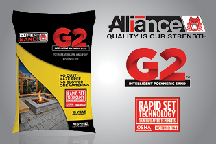 Photo of ALliance G2 polysand