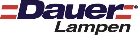 Dauer Lampen Logo