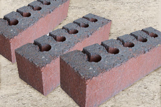 photo of flue brick