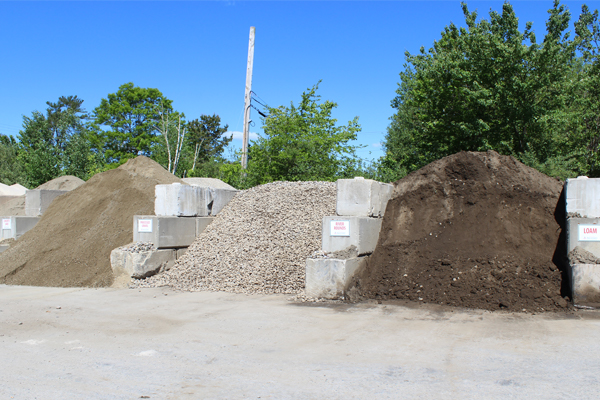 photo of bulk bins